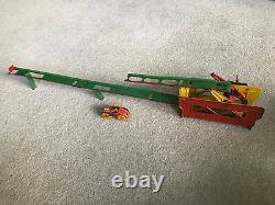 Vintage c. 1920 1930 Distler (Ess Dee)'Over the Top' German clockwork car toy