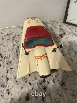 Vintage ichida ford gyron concept car yonezawa Masudaya cragstan 1950s 1960s