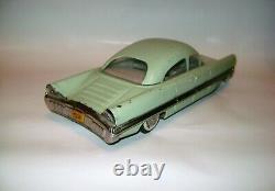 Vintage rare Friction Toy Tin Car GAZ 13 Chaika Seagull Cadillac PIKO Germany