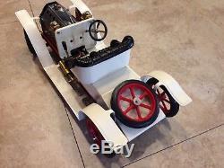 VintageMamodSteam EngineSA1RoadsterRace CarEngineerToy steam car