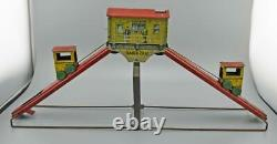 Wolverine Marble Tin Toy Cable Car Sunny Andy