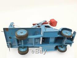 ZIM Russia USSR CCCP Soviet Zil 1950 Truck 24 metal tin car 60cm Zis excavator